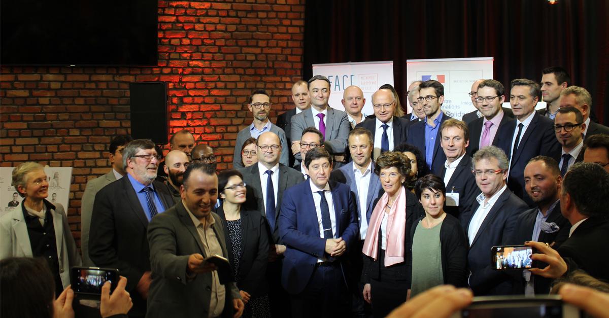 BGE signe la charte «Entreprises et Quartiers»