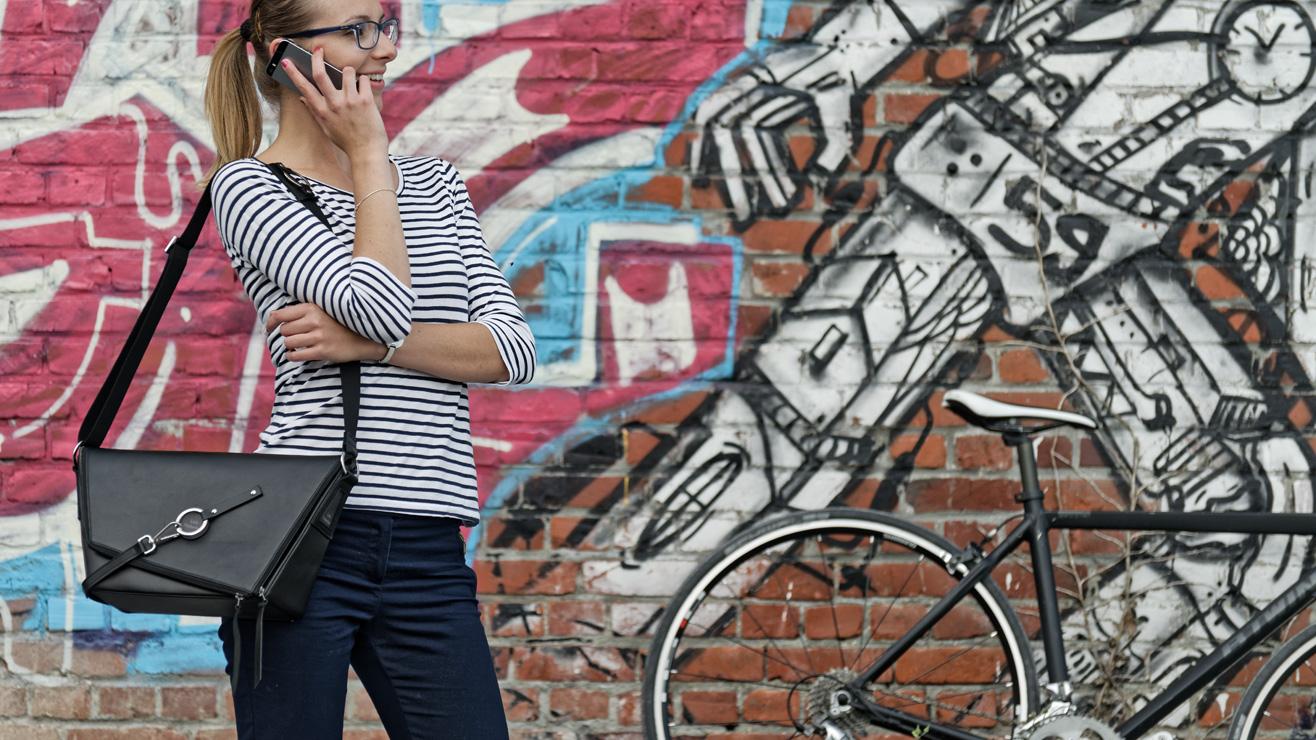 Lady Harberton, une marque innovante pour les cyclistes urbaines