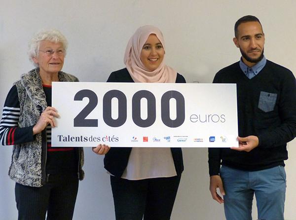 Talents des cités : deux lauréates dans les Hauts-de-France