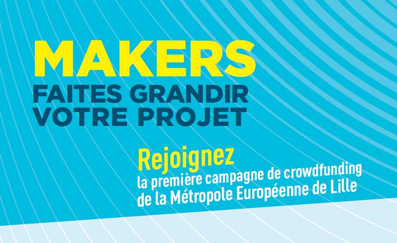 La MEL lance l'appel à projet Makers