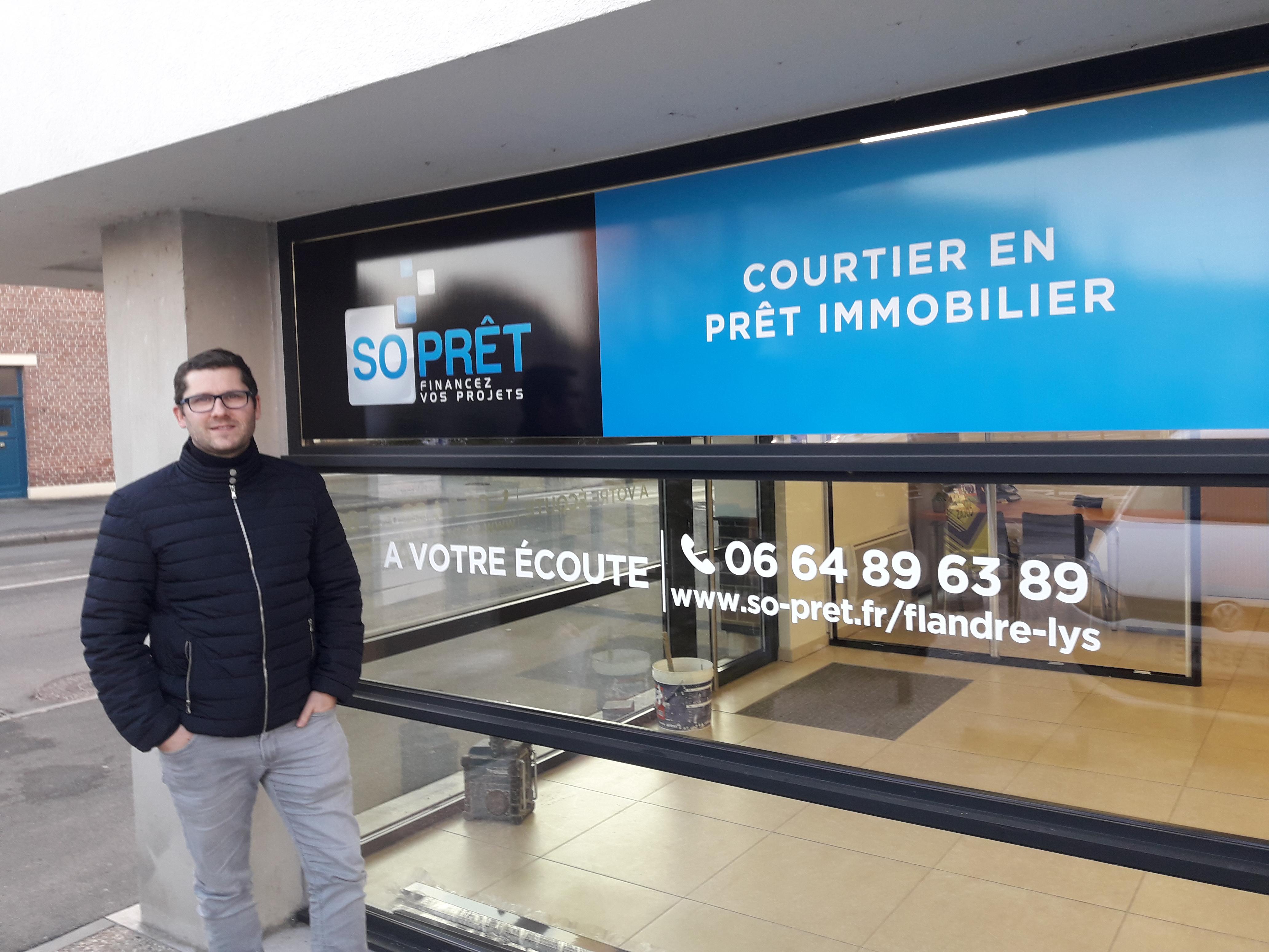 A la Gorgue, So Prêt fête sa 1ère année au sein du dispositif Mon Commerc'En Test