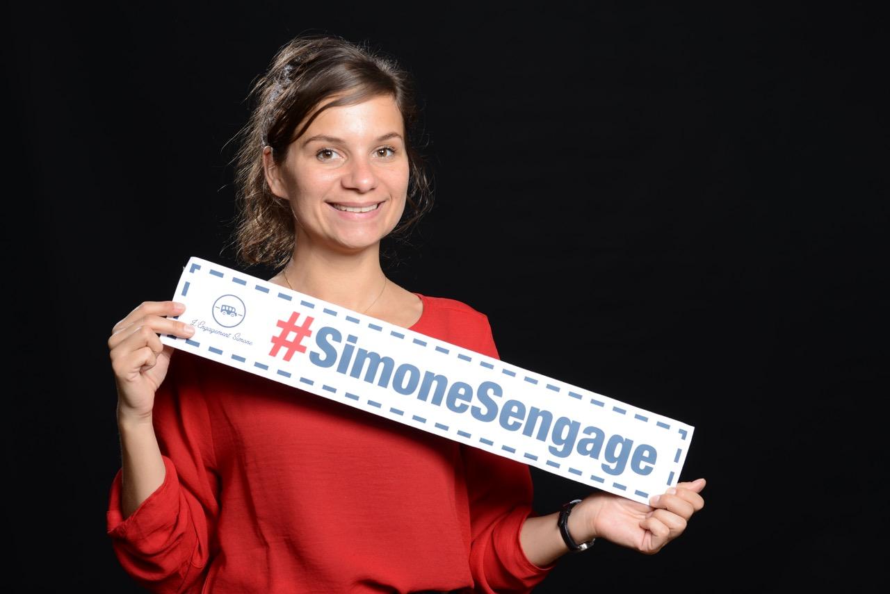 L'Engagement Simone, un projet citoyen créé par Charlotte Hyest