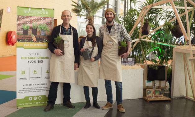Robin Morvan révolutionne le jardinage urbain