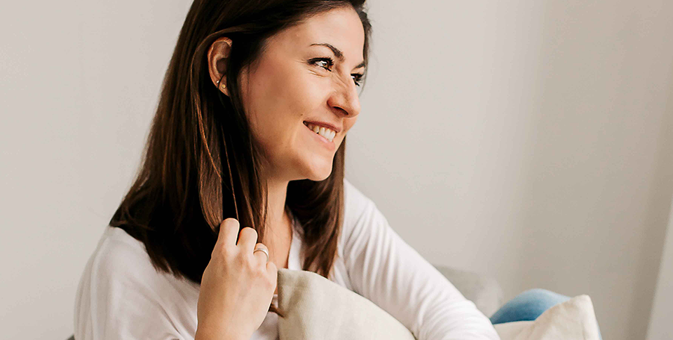 Morgane Tardivel lance Les petites Billes avec l'aide de la couveuse d'entreprise